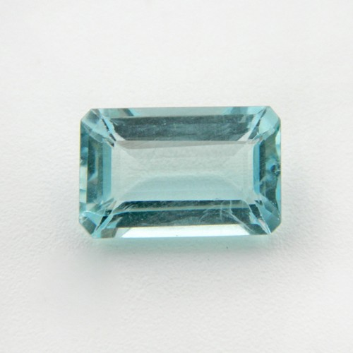 4.23 Carat Natural Aquamarine Gemstone
