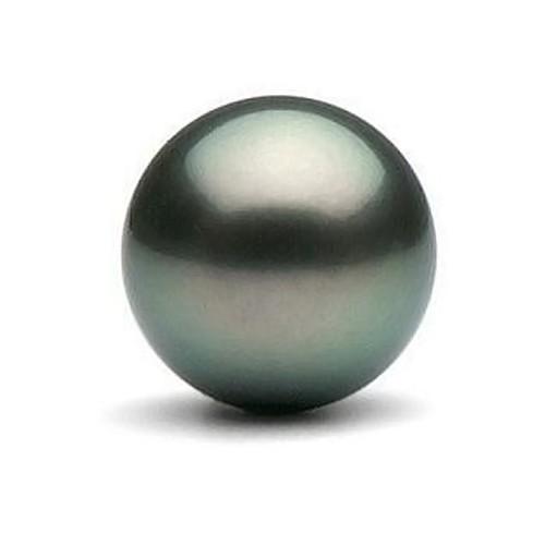 6.12 Carat tahitian black pearl Gemstone