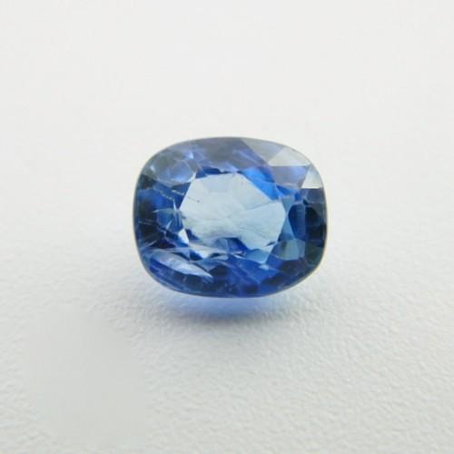 1.71 Carat Natural Blue Sapphire Gemstone