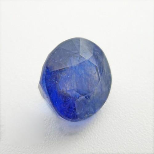4.94 Carat Natural Blue Sapphire Gemstone