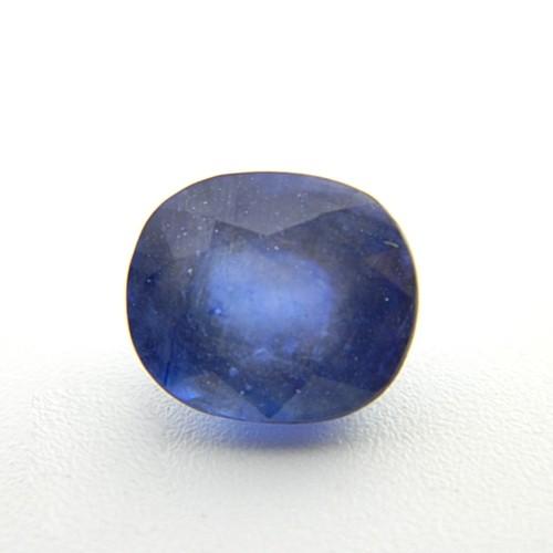 5.66 Carat Natural Blue Sapphire Gemstone