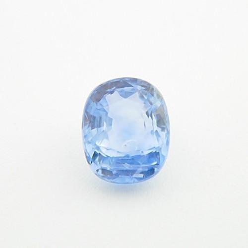 6.97 Carat Natural Blue Sapphire Gemstone