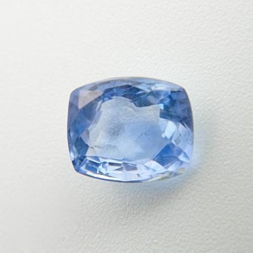 4.08 Carat Natural Blue Sapphire Gemstone