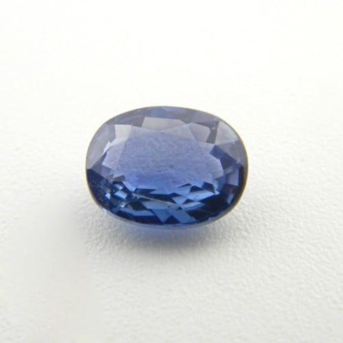 0.79 Carat Natural Blue Sapphire Gemstone