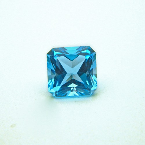 3.77 Carat Natural Blue Topaz Gemstone