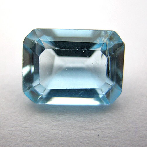 1.79 Carat Natural Blue Topaz Gemstone