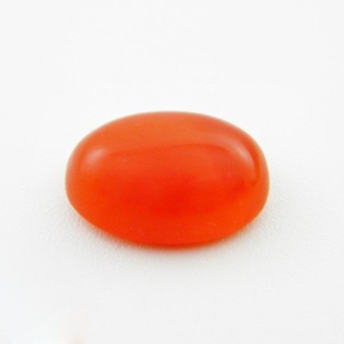 6.58 Carat Natural Carnelian Gemstone