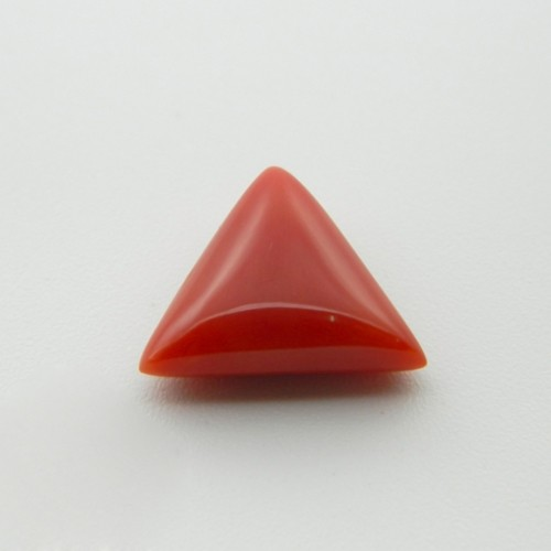 10.86 Carat  Natural Coral (Moonga) Gemstone