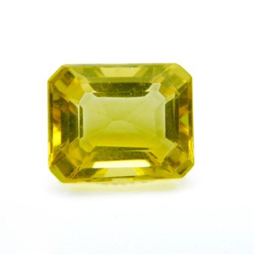 4.31 Carat Natural Citrine Gemstone