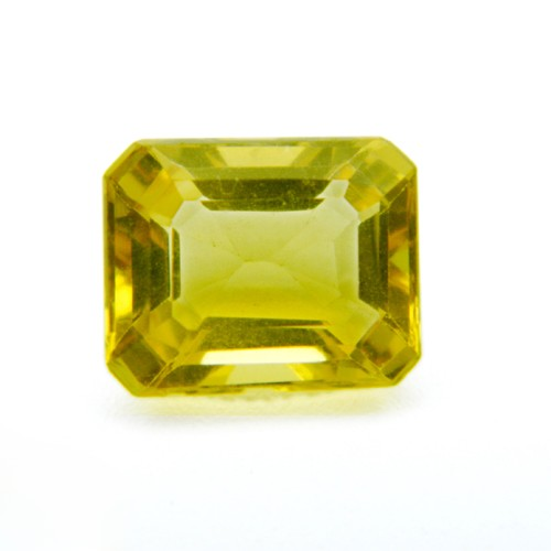 5.63 Carat Natural Citrine Gemstone