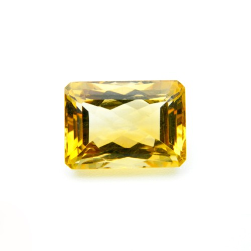 7.91 Carat Natural Citrine Gemstone