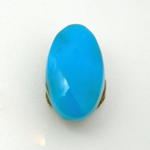 10.27 Carat  Natural Turquoise (Firoza) Gemstone