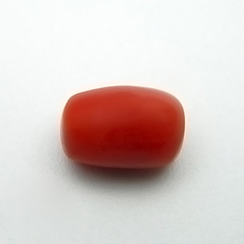 4.34 Carat Natural Coral (Moonga) Gemstone