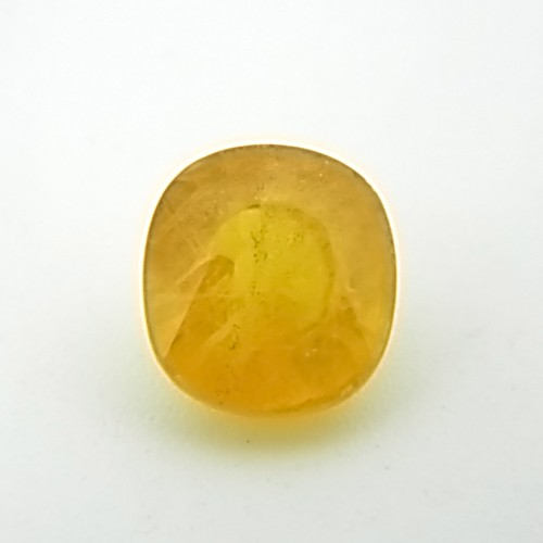 5.10 Carat Natural Yellow Sapphire (Pukhraj) Gemstone