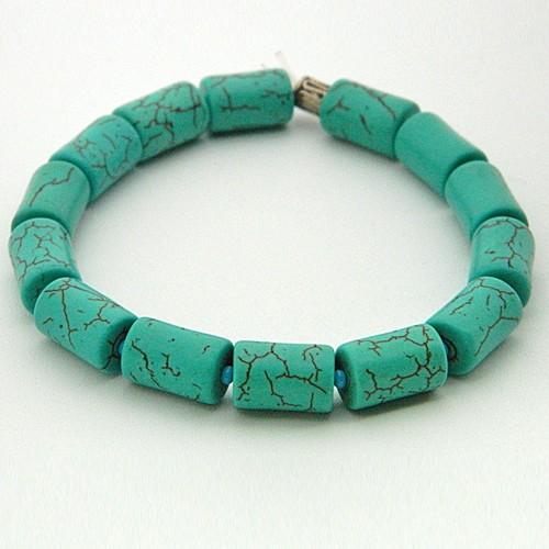 Firoza Gemstone Bracelet