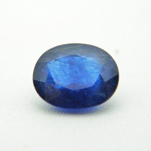 4.46 Carat Natural Blue Sapphire (Neelam) Gemstone
