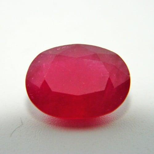 12.05 Carat/ 13.38 Ratti  Natural Ruby (Manik) Gemstone