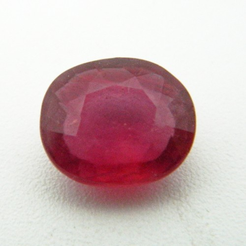4.63 Carat/ 5.14 Ratti  Natural Ruby (Manik) Gemstone