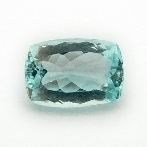 5.30 Carat Cushion Mix Natural Aquamarine Gemstone