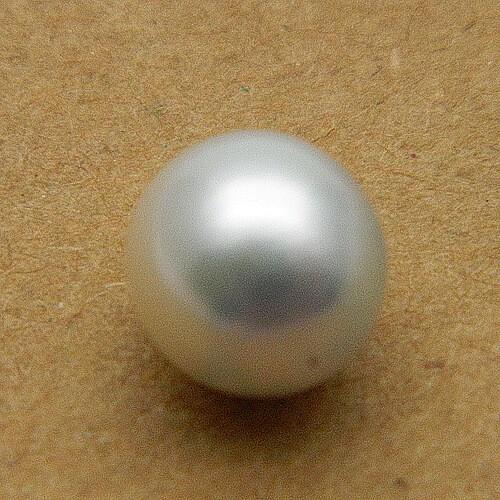 4.77 Carat/ 5.30 Ratti South Sea Pearl Gemstone