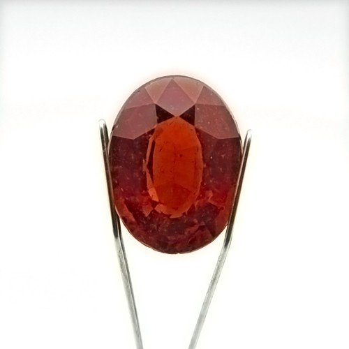 7.75 Carat Natural Hessonite Gemstone
