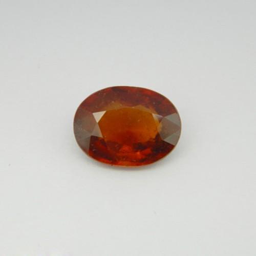 5.25 Carat Natural Hessonite Gemstone