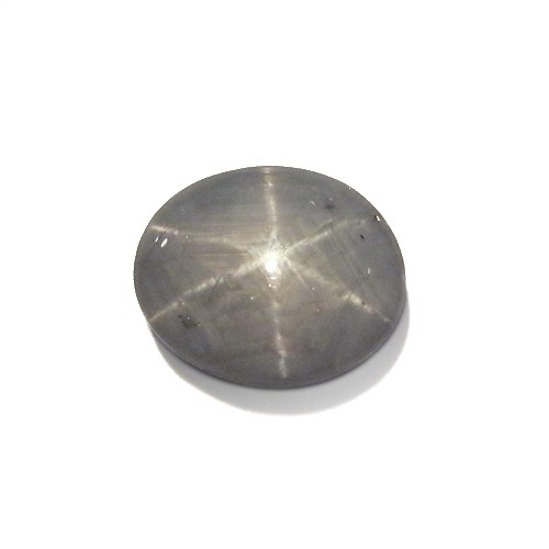 5.70 Carat  Oval Cabochon Natural Star Sapphire from srilanka
