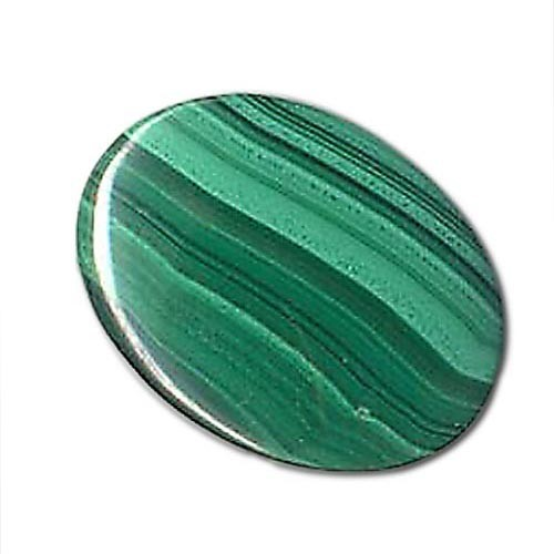 12.18 Carat Natural Malachite Gemstone