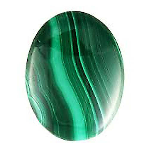 23 92 carat natural malachite gemstone