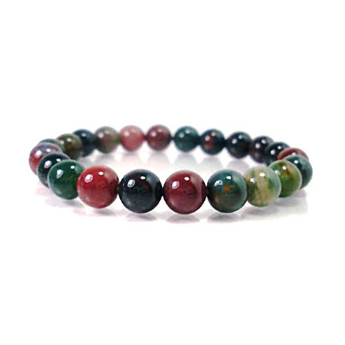 Natural Bloodstone Bracelet