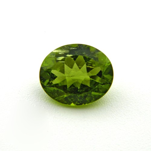 4.56 Carat Natural Peridot Gemstone