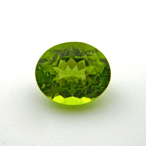 5.65 Carat Natural Peridot Gemstone