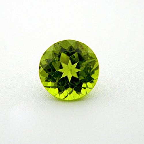 4.68 Carat Natural Peridot Gemstone