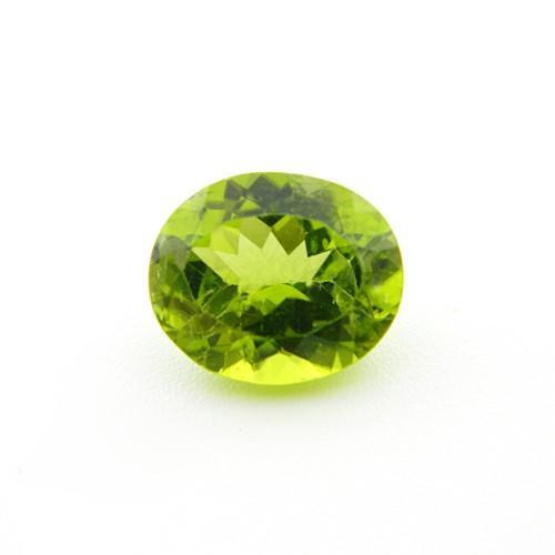 5.17 Carat Natural Peridot Gemstone