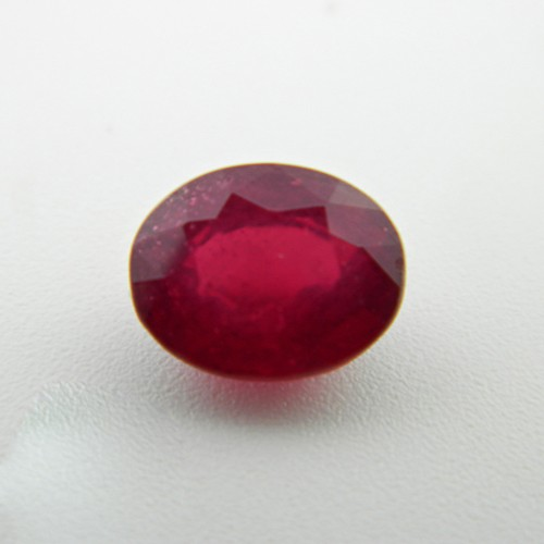 3.99 Carat Natural Ruby Gemstone