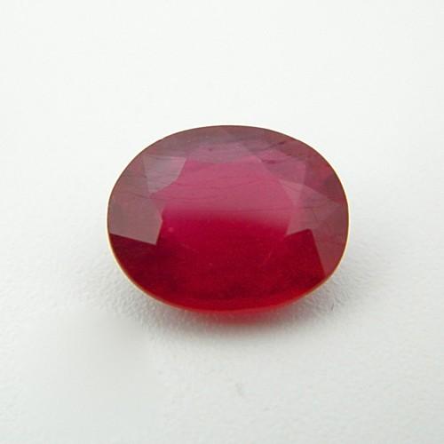 3.97 Carat Natural Ruby Gemstone
