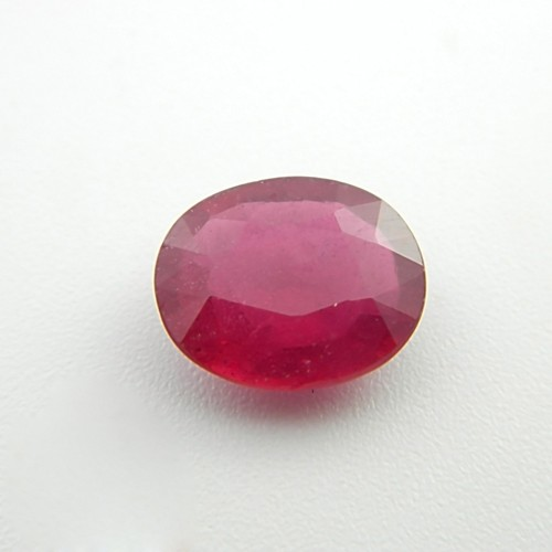 4.9 Carat Natural Ruby Gemstone