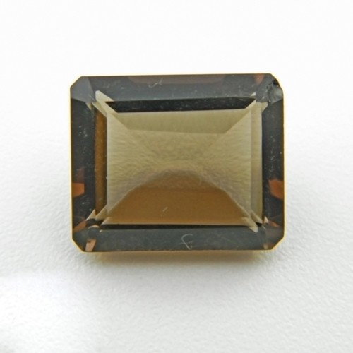 4.98 Carat Natural Smoky Quartz Gemstone