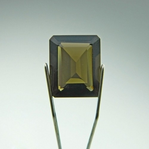 3.75 Carat Natural Smoky Quartz Gemstone