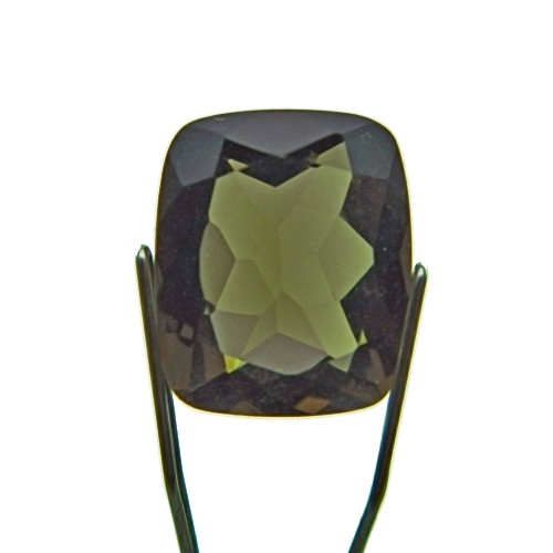 5.26 Carat Natural Smoky Quartz Gemstone