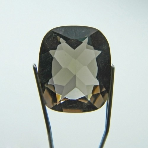 4.34 Carat Natural Smoky Quartz Gemstone