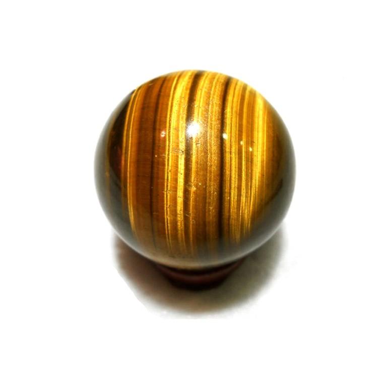 Natural Tiger Eye Ball
