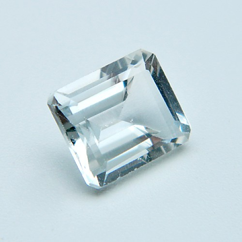 4.33 Carat  Natural White Topaz Gemstone