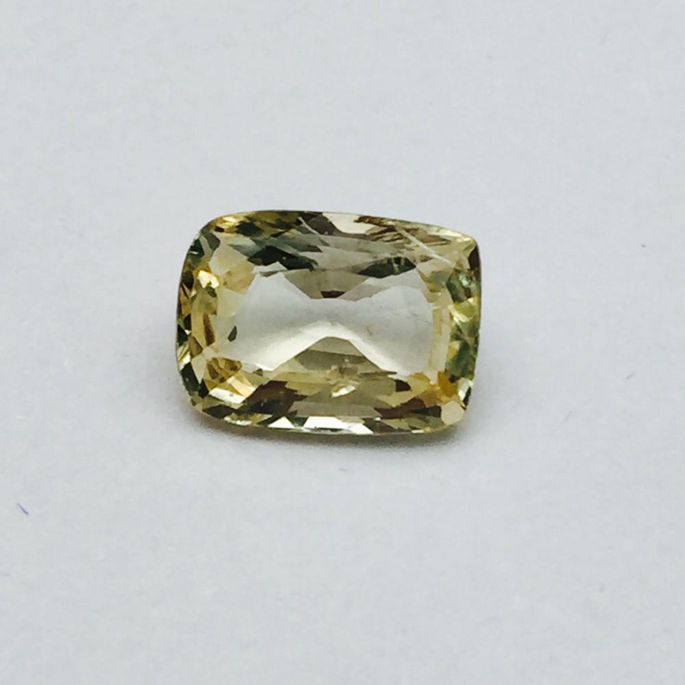 4.16 Carat Natural Ceylon Yellow Sapphire (Pukhraj) Gemstone