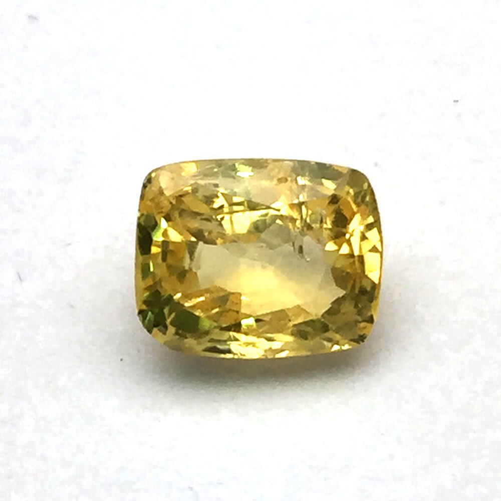 jewellery ring certified ratti gemstone spiritual yellow product shop carat sapphire natural pukhraj silver sterling