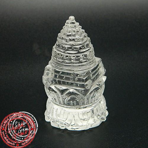 Natural Crystal Shree Yantra