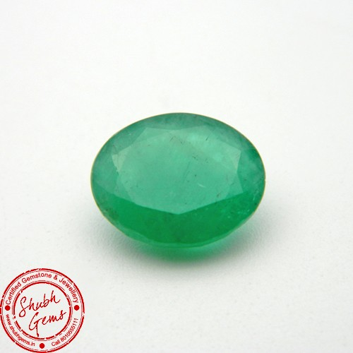 6.90 Carat Natural Emerald Gemstone