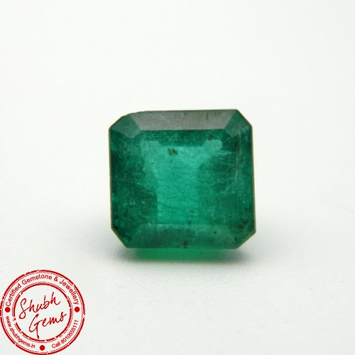 3.15 Carat Natural Emerald Gemstone