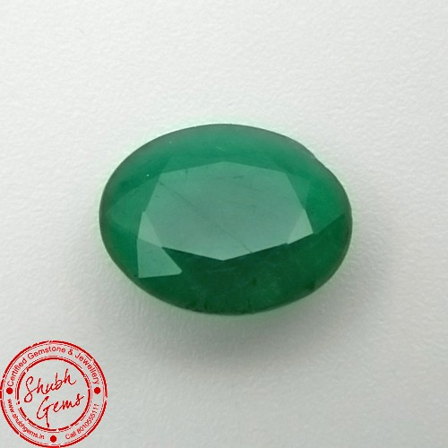 4.25 Carat Natural Emerald Gemstone