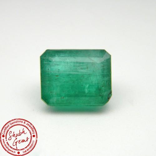 6.65 Carat Natural Emerald Gemstone